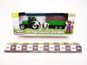 TRAKTOR ZESTAW MALEGO ROLNIKA 3663