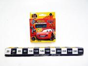 KREDKI WOSKOWE 12 CARS 3277
