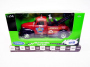WELLY CHEVROLET TOW TRUCK 1:24 0863