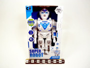 ROBOT SUPER ROBOT NA BATERIE 7096