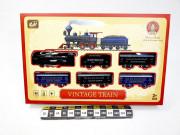 KOLEJKA Z TORAMI VINTAGE TRAIN 8164