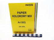 PAPIER KOLOROWY A4 80G A200 3137